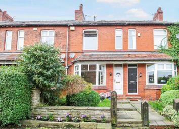 Thumbnail 3 bedroom terraced house for sale in Grosvenor Road, Altrincham