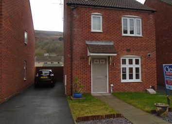 Thumbnail 3 bed detached house to rent in Ffordd Y Glowyr, Godrergraig, Swansea