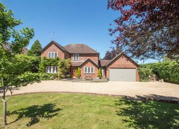 Thumbnail 4 bed detached house for sale in Copes Lane, Bramshill, Hook