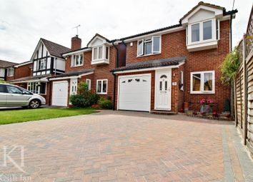 3 bed detached house for sale in Cresset Close, Stanstead Abbotts, Ware SG12
