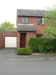 Thumbnail 3 bed semi-detached house to rent in Tilesford Close, Solihull