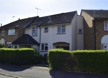 Thumbnail 3 bed end terrace house for sale in Church Park Road, Basildon, Essex