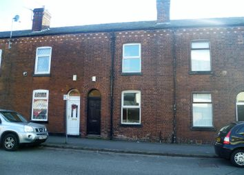 Thumbnail 3 bedroom terraced house to rent in Wellington Road, Swinton, Manchester