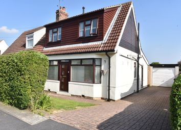 Thumbnail 3 bed semi-detached house for sale in Charles Avenue, Harrogate