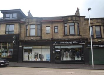 Thumbnail 1 bed flat for sale in Rochsolloch Road, Airdrie, North Lanarkshire
