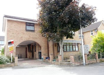 Thumbnail 4 bed detached house for sale in Kielder Drive, Worle, Weston-Super-Mare