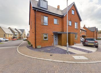 John Amoore Lane, Repton Park, Ashford TN23. 4 bed semi-detached house for sale