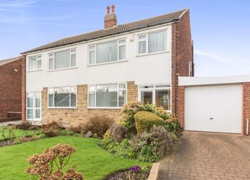 Thumbnail 3 bed semi-detached house for sale in New Templegate, Leeds