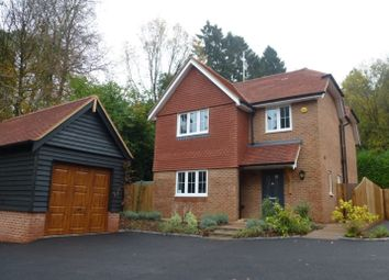 Thumbnail 4 bed detached house to rent in Tilford Road, Hindhead
