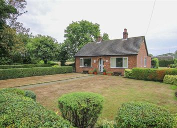 Thumbnail 2 bed bungalow for sale in Lincoln Road, Owmby-By-Spital, Lincolnshire