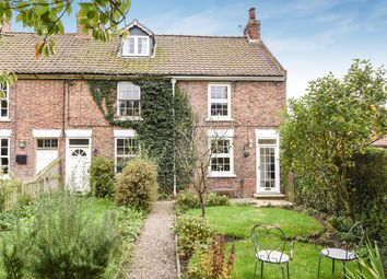 Thumbnail 1 bed end terrace house for sale in Main Street, Alne, York