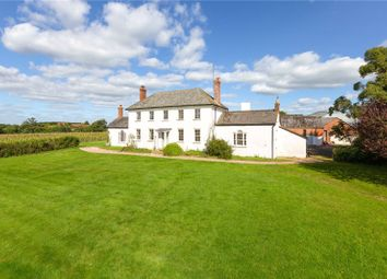 Thumbnail 4 bed detached house for sale in Gribble Lane, Rockbeare, Exeter