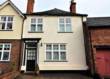 Thumbnail 3 bed cottage for sale in Lombard Gardens, Lombard Street, Lichfield