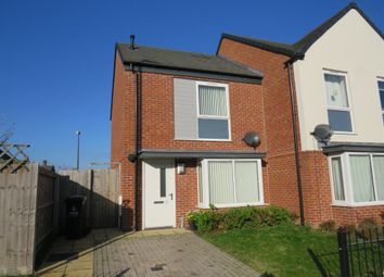 Thumbnail 2 bed semi-detached house for sale in Hemlock Way, Bilston