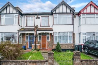 Thumbnail 3 bed terraced house to rent in Grange Road, South Croydon