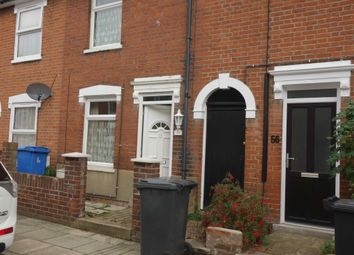 Thumbnail 2 bed terraced house to rent in Ann Street, Ipswich, Suffolk