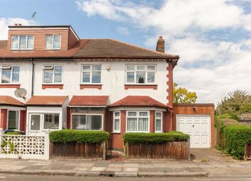 3 bed end terrace house for sale in Grasmere Avenue, London W3