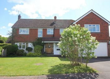 Thumbnail 5 bed detached house for sale in Crabtree Gardens, Headley, Bordon