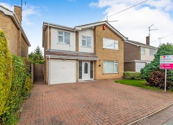 Thumbnail 4 bed detached house for sale in Clarence Road, Wisbech