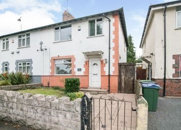 3 bed semi-detached house for sale in Grafton Road, West Bromwich B71