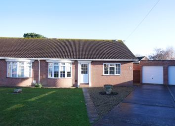 Thumbnail 2 bed semi-detached bungalow to rent in Parnell Way, Burnham-On-Sea