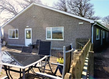 Thumbnail 3 bed detached bungalow for sale in Llandwrog, Caernarfon