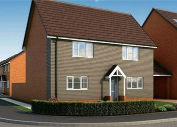 Thumbnail 4 bed detached house for sale in The Hyperion, Plot 176 The Scholars, Poplar Avenue, Peterborough, Cambridgeshire
