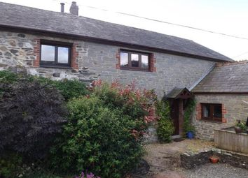 Thumbnail 4 bed barn conversion for sale in Lamerton, Tavistock, Devon
