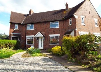 Thumbnail 3 bed terraced house for sale in Bucklow Avenue, Mobberley, Knutsford, Cheshire