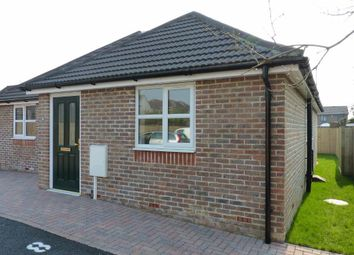 Thumbnail 1 bed semi-detached bungalow to rent in The Old Bricklayers, Ersham Road, Hailsham
