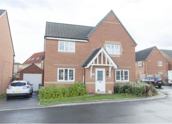 Thumbnail 4 bed detached house for sale in Witham Way, Rotherham