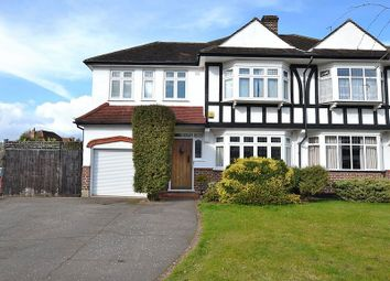 Thumbnail 4 bed semi-detached house for sale in The Mead, Beckenham