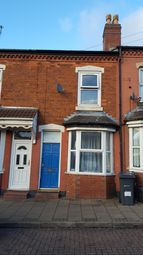 Thumbnail 3 bed terraced house for sale in Jersey Road, Birmingham