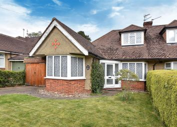 Thumbnail 2 bed semi-detached bungalow for sale in Kenilworth Drive, Croxley Green, Rickmansworth