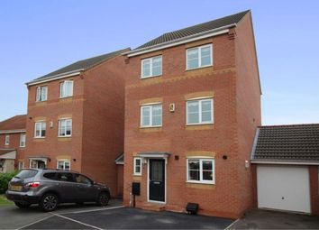 Thumbnail 4 bedroom detached house for sale in Forsythia Close, Bedworth