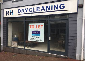Retail premises to let in Tor Hill Road, Torquay TQ2