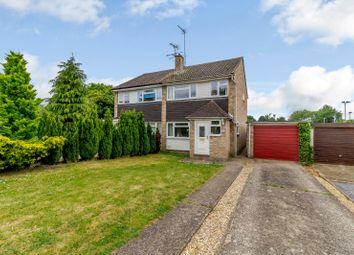 Thumbnail 3 bedroom semi-detached house for sale in Riverdale, Wrecclesham, Farnham