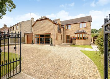 Thumbnail 6 bed detached house for sale in Potterton Lane, Barwick In Elmet, Leeds