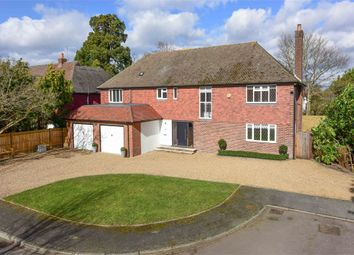 Thumbnail 5 bed detached house for sale in The Mount, Weybridge, Surrey