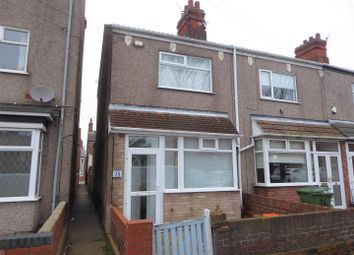 Thumbnail 2 bed end terrace house for sale in Oole Road, Cleethorpes