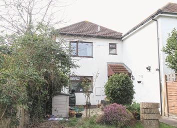 Thumbnail 3 bedroom semi-detached house for sale in Wells Road, Clevedon