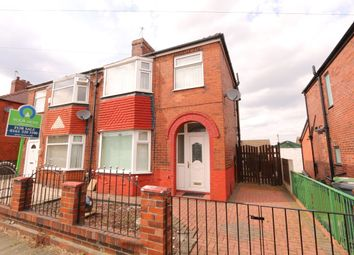 Thumbnail 3 bedroom semi-detached house for sale in Frederick Street, Denton, Manchester
