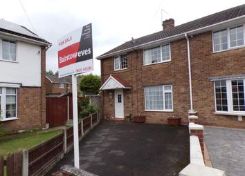 Thumbnail 3 bed semi-detached house for sale in Maplebeck Avenue, Meden Vale, Mansfield, Nottinghamshire