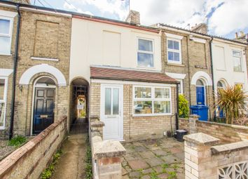 Thumbnail 3 bed terraced house for sale in Stafford Street, Norwich