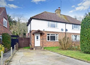 Thumbnail 3 bed semi-detached house for sale in Outwood Lane, Chipstead, Surrey