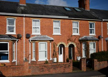Thumbnail 3 bed terraced house for sale in Gloucester Road, Newbury