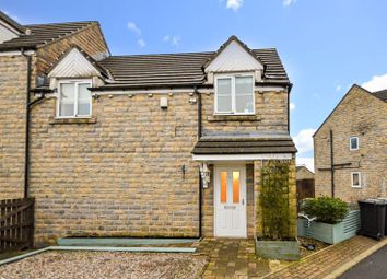 Thumbnail 2 bed semi-detached house for sale in 1 West Dean Close, Queensbury, Bradford