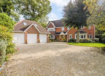 Thumbnail 5 bed detached house for sale in Orchard Chase, Hurst, Berkshire