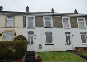 Thumbnail 3 bed property to rent in Bryn Awel, Crynant, Neath .