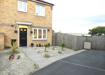 Thumbnail 3 bed end terrace house for sale in Cecil Court, Hartlepool